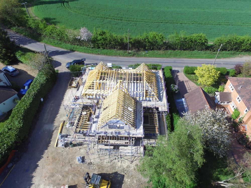 New Build Whitchurch Hill Pangbourne